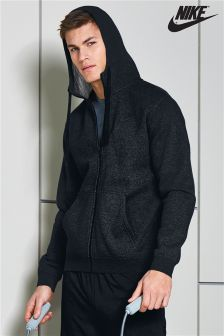 Nike Gym Black Dri-FIT Training Zip Through Hoody