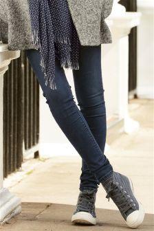 High Waist Super Skinny Jeans