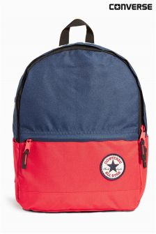 Navy/Red Converse Backpack