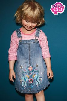 My Little Pony Denim Pinafore (3mths-6yrs)