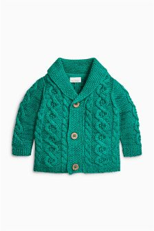 Cable Cardigan (0mths-2yrs)