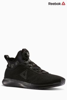 Reebok Black Pump Plus Ultraknit