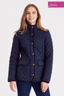 Joules Newdale Marine Quilted Jacket