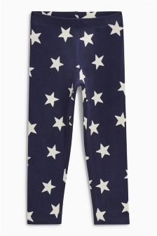 Star Leggings (3mths-6yrs)
