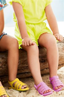Jelly Fisherman Sandals (Older Girls)