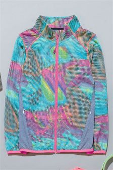Bright Sport Tech Zip Top (3-16yrs)