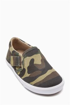 Slip-On Shoes (Younger Boys)