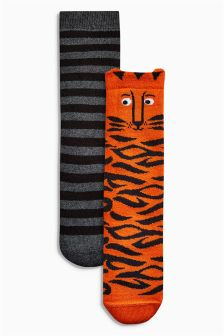 Character Welly Socks Two Pack (Younger Boys)
