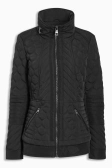 Black Jackets For Women | Petite & Short Black Jackets | Next UK