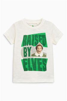 Raised By Elves Short Sleeve T-Shirt (3mths-6yrs)