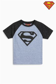 Short Sleeve Superman® T-Shirt (3mths-6yrs)