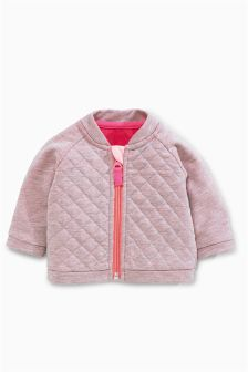 Quilted Cardigan (0mths-2yrs)