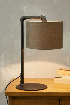 Pipe Table Lamp