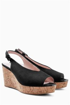 Buy Women's footwear Sandals Wedge Mid from the Next UK online shop