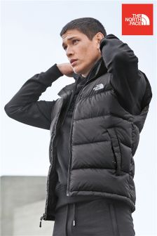 The North Face® Black Nuptse Gilet