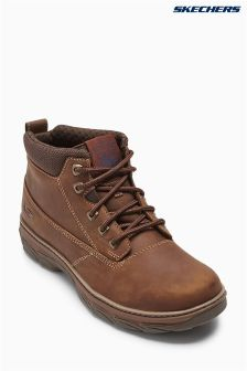 Skechers® Resment Alento Padded Collar Boot