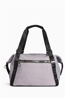 Mesh Sports Bag