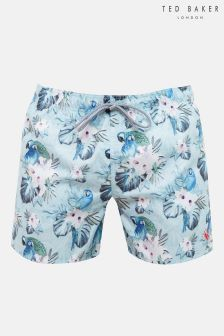 Ted Baker Blue Highams Swim Short