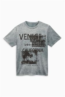 Venice Beach Graphic T-Shirt