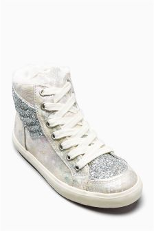 Wings High Tops (Older Girls)