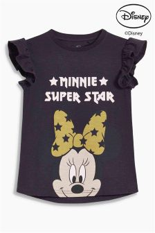 Minnie Mouse™ Slogan T-Shirt (3mths-6yrs)
