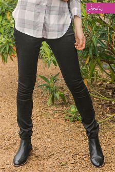 Joules Monroe Black Skinny Jean