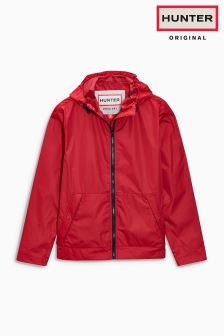 Hunter Original Red Packable Jacket