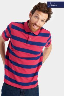 Joules Filbert Stripe Polo Shirt