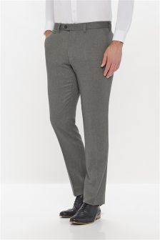 Signature Slim Fit Trousers