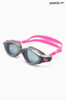 Speedo® Black/Pink Futura Biofuse Goggles