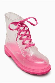 Lace-Up Wellies (Older Girls)