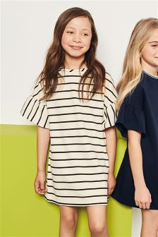 Ponte Flute Dress (3-16yrs)