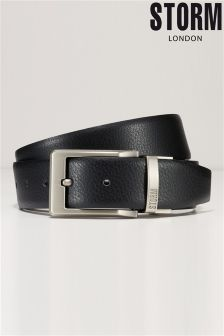 Storm Marcus Leather Reversible Belt
