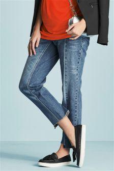 Maternity Seam Jeans