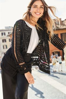Cornelli Lace Jacket
