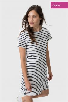 Joules Stripe Tunic Dress