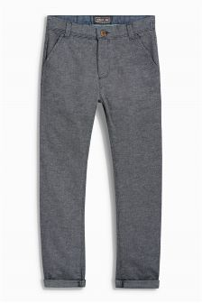 Textured Skinny Chinos (3-16yrs)