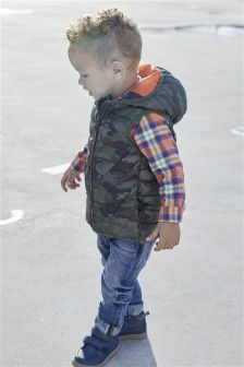Padded Gilet (3mths-6yrs)
