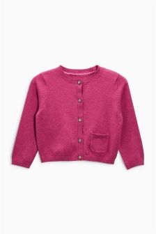 Cotton Cardigan (3mths-6yrs)