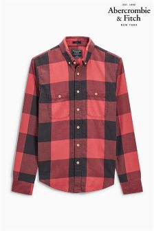 Abercrombie & Fitch Flannel Check Shirt