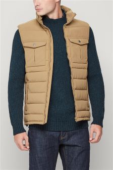 Tunnel Wadded Gilet
