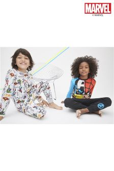 Marvel® Pyjamas Two Pack (3-12yrs)