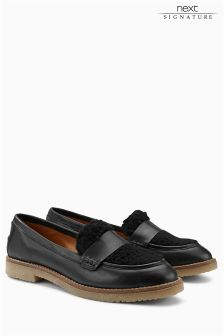 Signature Loafers