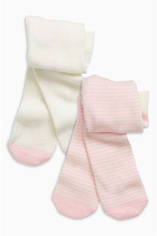 Tights Two Pack (0mths-2yrs)