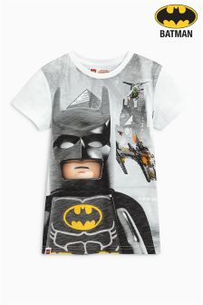 Batman® Lego T-Shirt (4-12yrs)