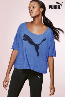 Puma® Blue Good Life Tee