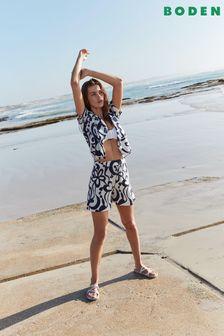 Mirrored Glass Centrepiece