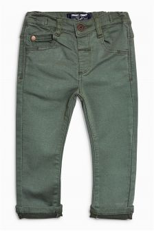 Soft Stretch Trousers (3mths-6yrs)