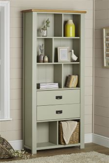 Kendall Painted Bookcase