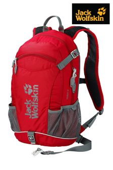 Red Jack Wolfskin Velocity Backpack 12 Litre